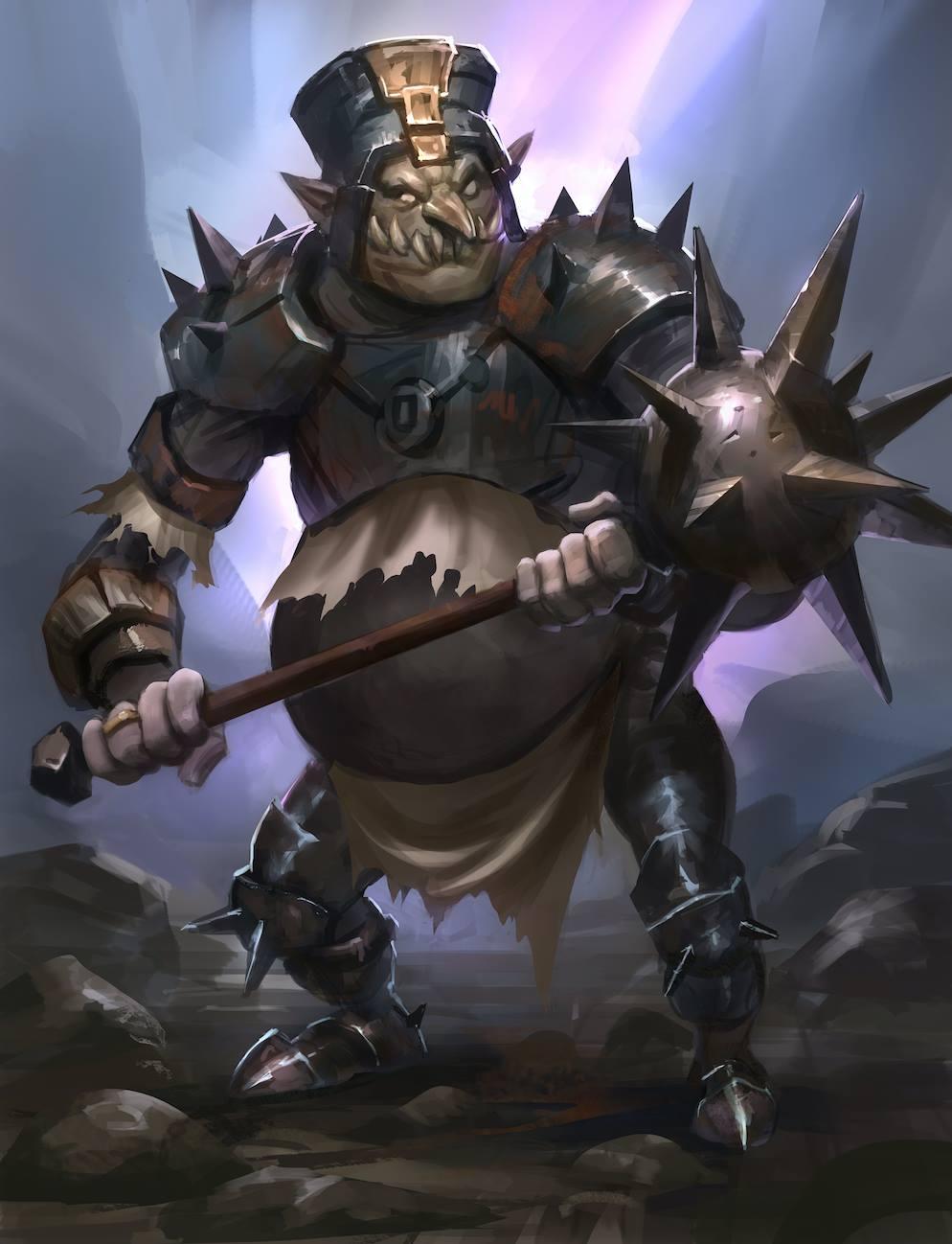 Iron Skin Behemoth