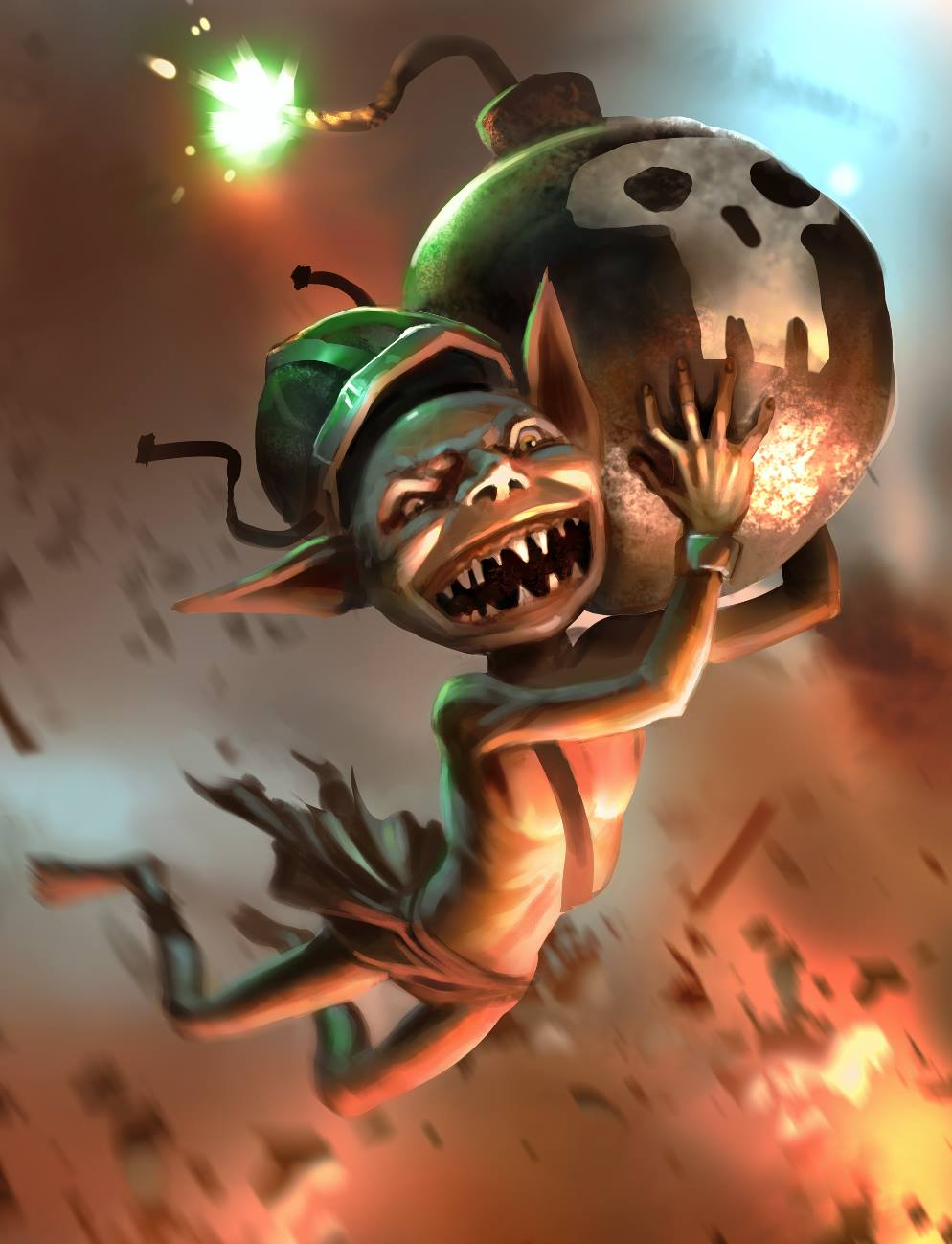 Goblin Martyr