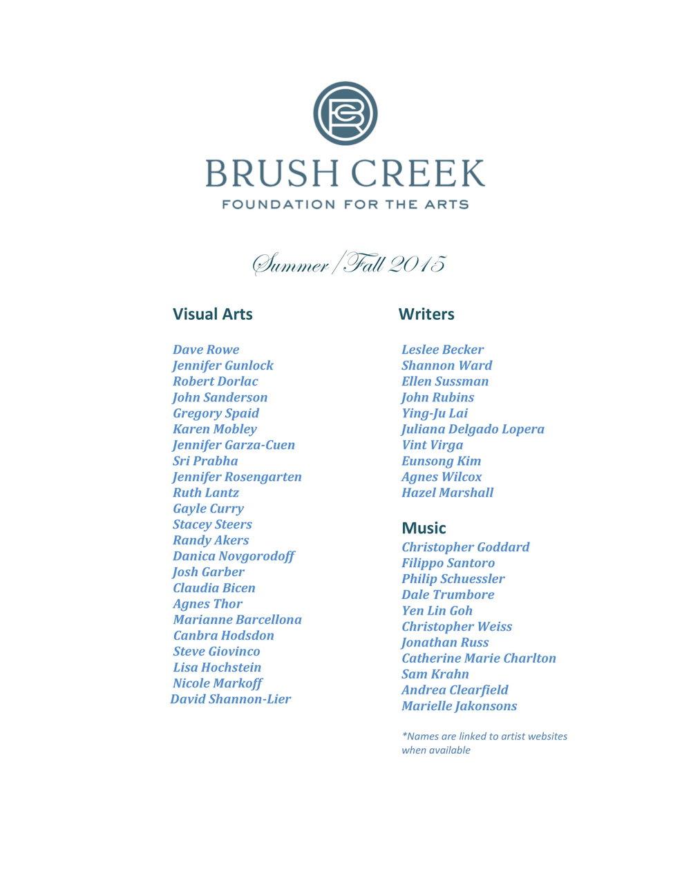 05-01-2015_Artist-in-Residence, Brush Creek Foundation for the Arts_Brush Creek Ranch, Wyoming.jpg