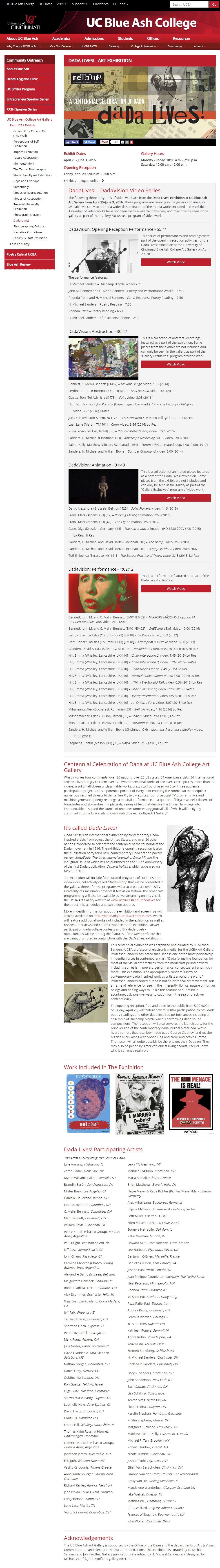 04-25-2016-06-3-2016_Dada Lives!_University of Cincinnati, Blue Ash, OH.jpg