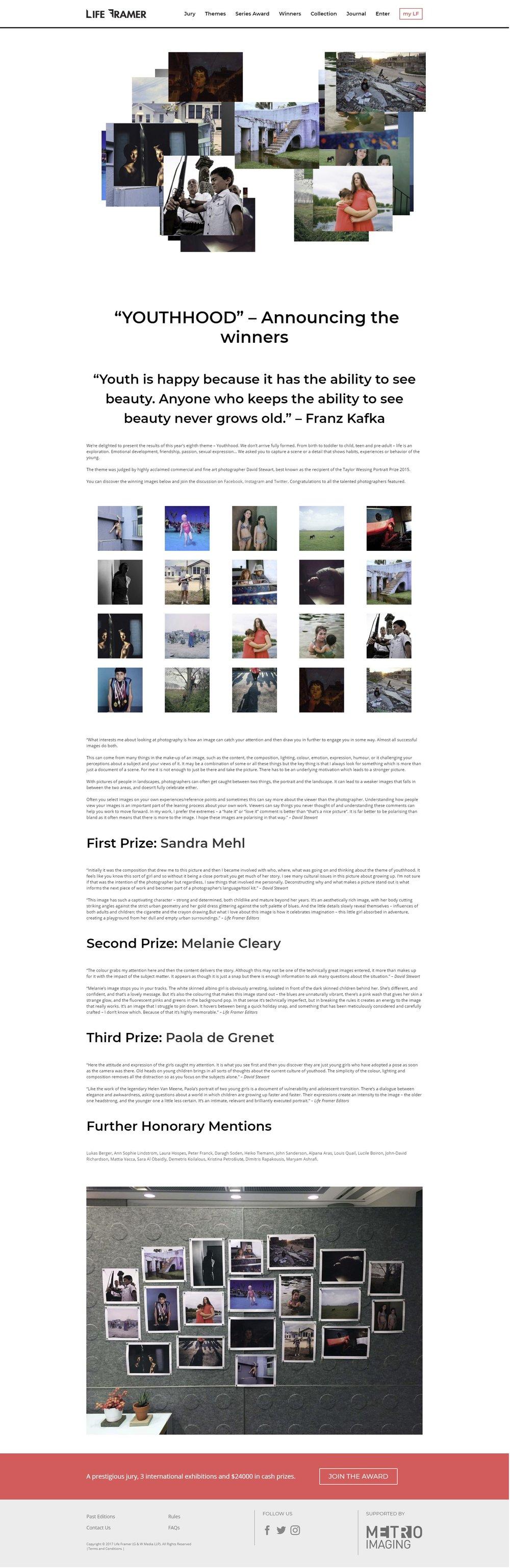 """11-15-2016_Life Framer """"Youth hood"""" Honorary Mention.jpg"""