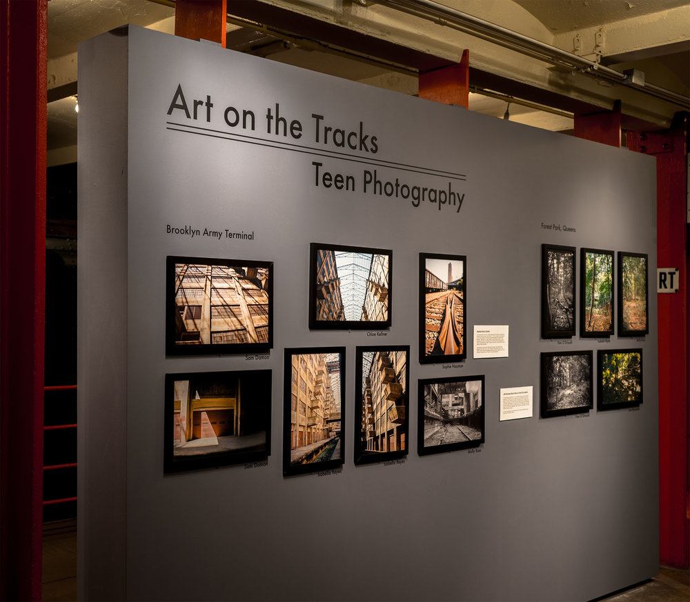 Art on the Tracks_Teens Photograph Forgotten Railways Exhibition, New York Transit Museum, Brooklyn, NY.jpg
