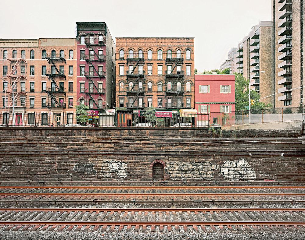 Park Avenue Tunnel Cut, New York City