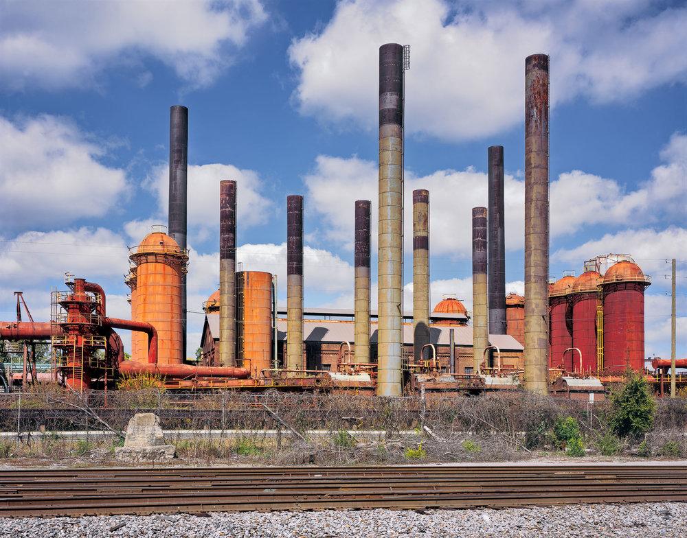 Sloss Furnaces, Birmingham, Alabama