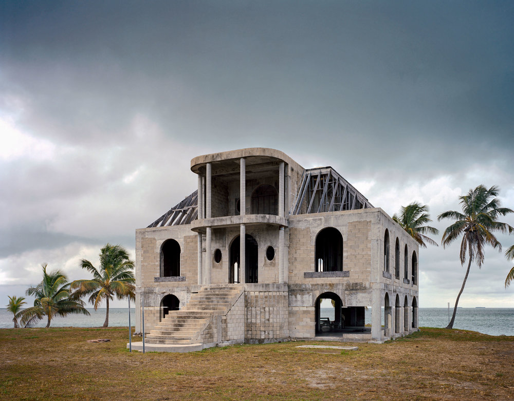 Cinderblock Mansion, Florida Keys