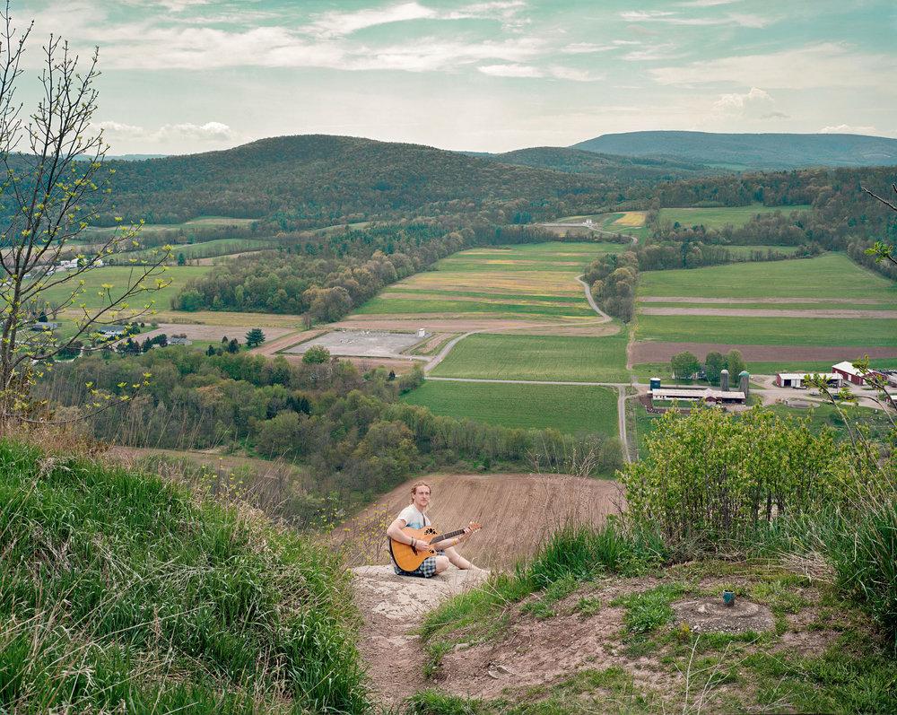 Dan, Wyalusing, Pennsylvania