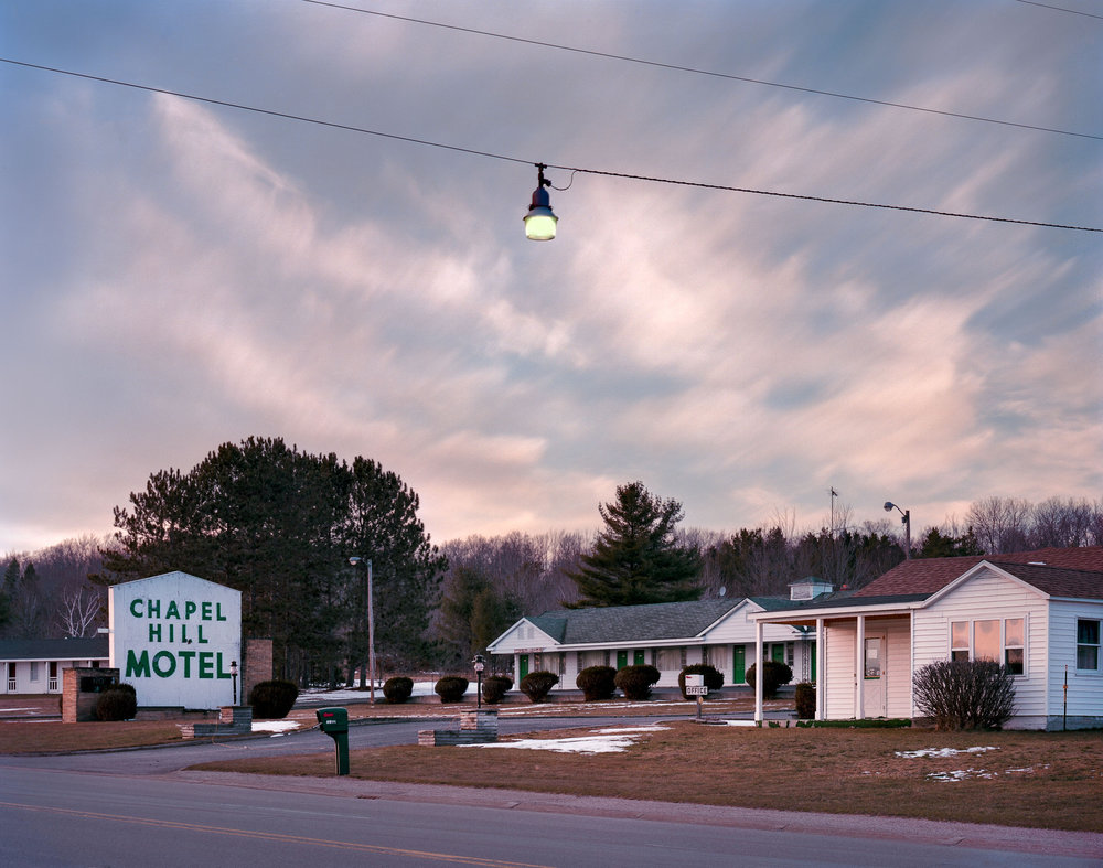 Chapel Hill Motel, Upper Peninsula, Michigan