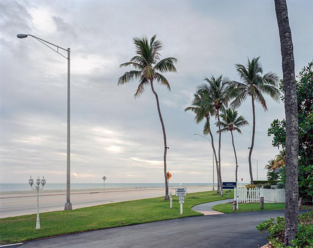 Highway A1A, Key West, Florida