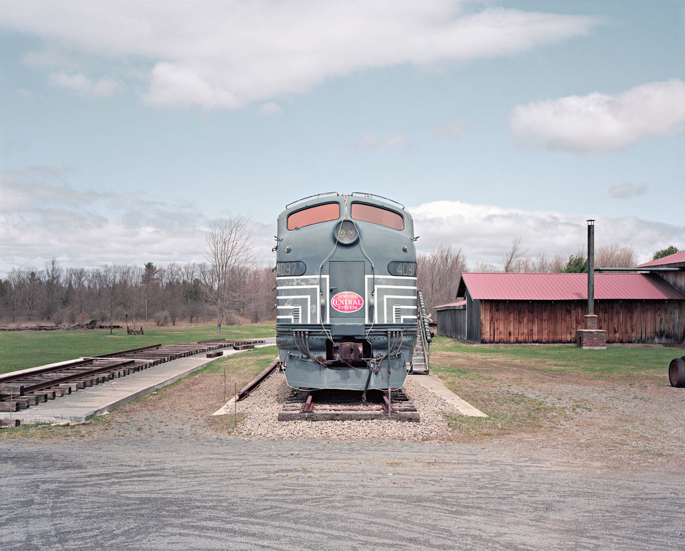 New York Central #4097, Duanesberg, New York
