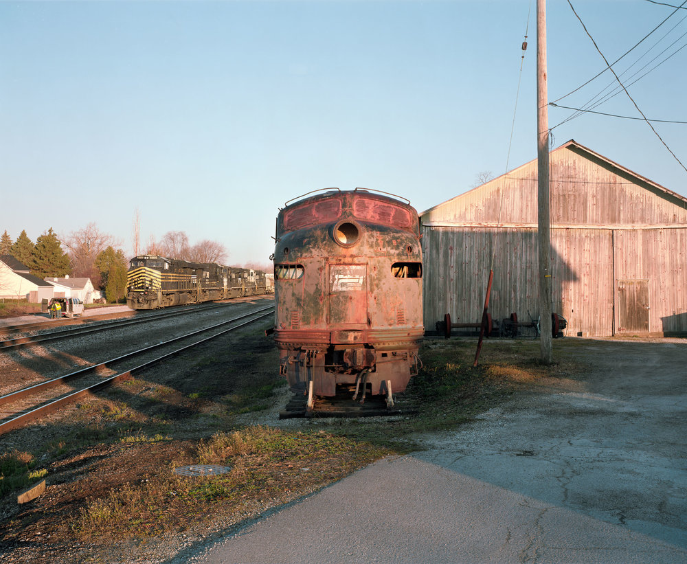 Penn Central #4321, Bellevue, Ohio