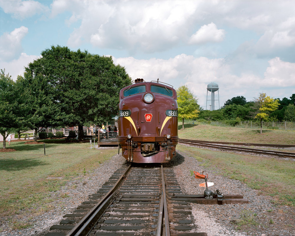 Pennsylvania Railroad #5809, Spencer, North Carolina