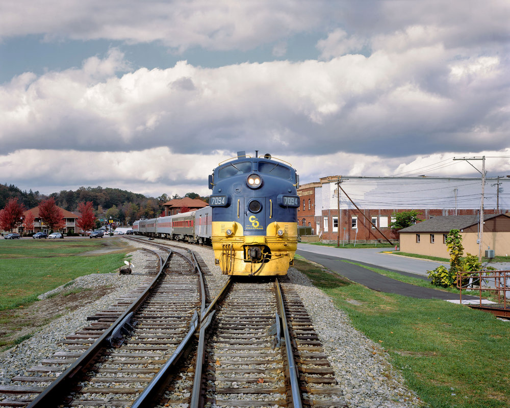 Chesapeake & Ohio #7094, Elkins, West Virginia