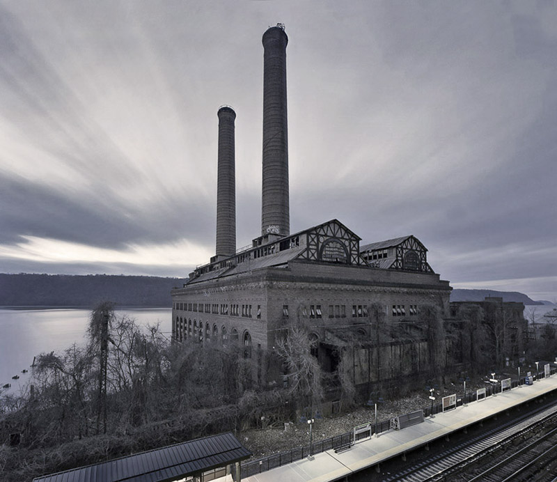Power Station, Glenwood, New York