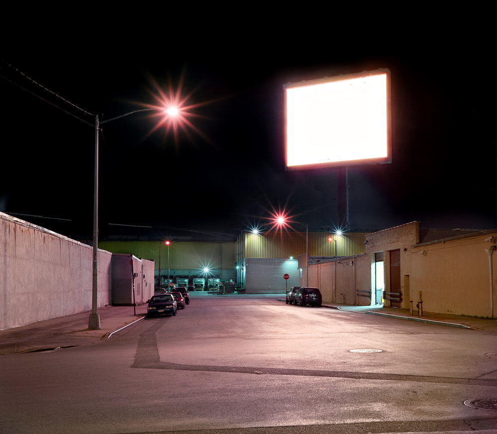 Screen, Long Island City, New York