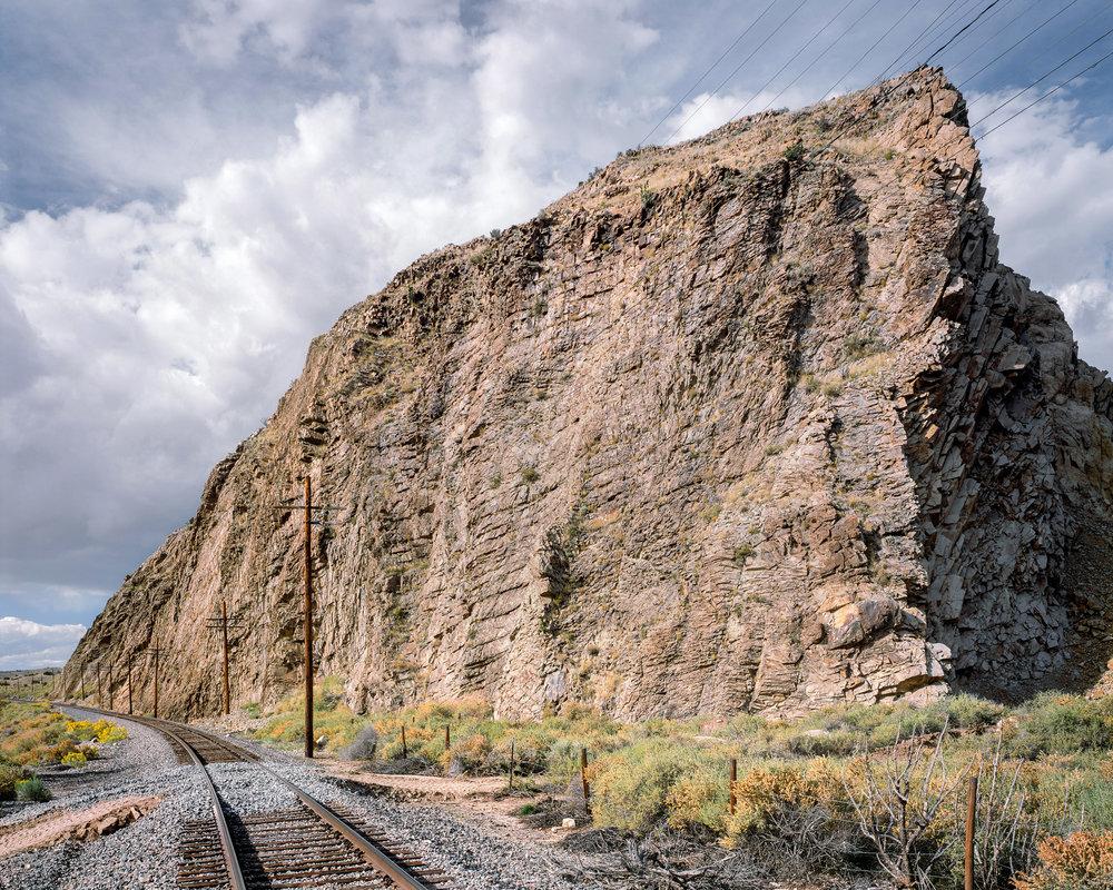 Devil's Throne, Los Cerrillos, New Mexico