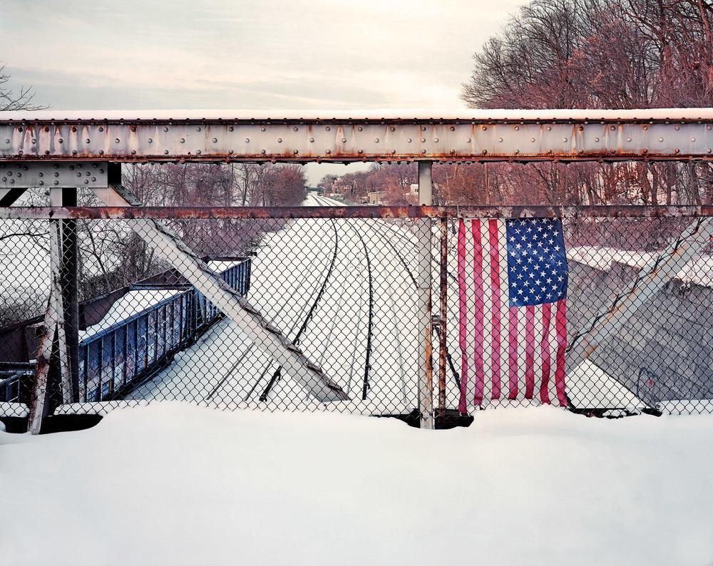 Hudson Line, Hastings-on-Hudson, New York