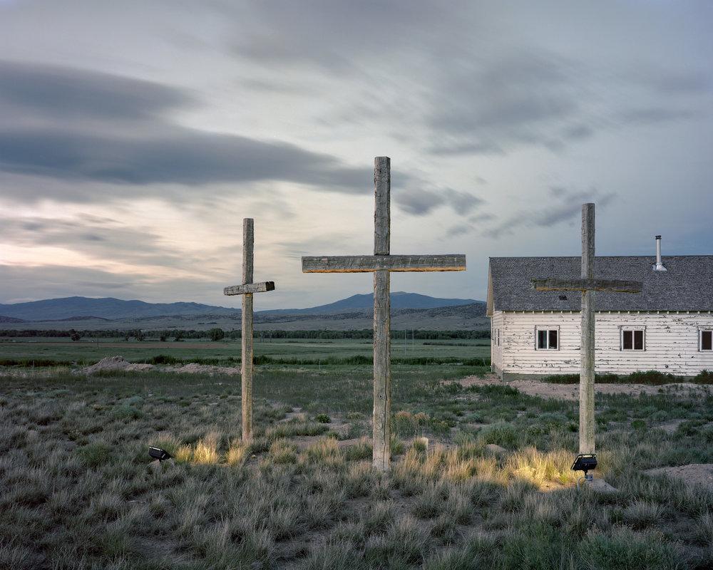 Ride on Faith, Saratoga, Wyoming