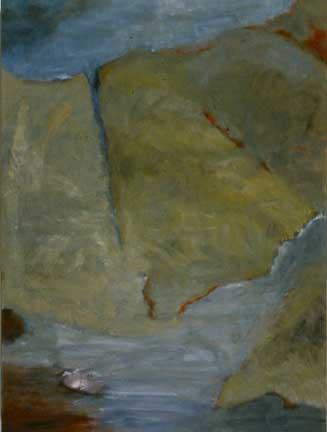 Inverness : Lento [slowly] oil on canvas IN-01 photo: M. Lee Fatherree [not available]