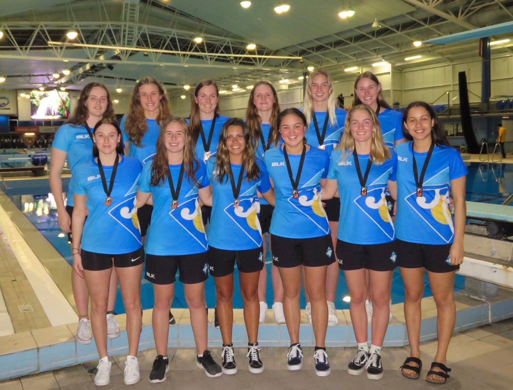 Waitakere Water Polo U20 Women