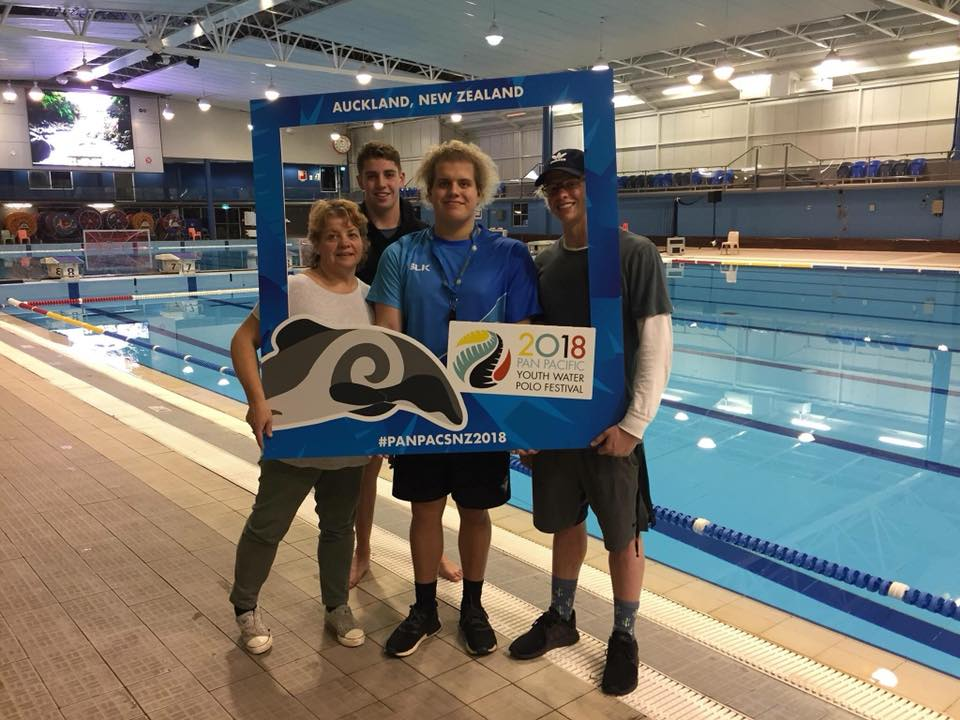 Waitakere Water Polo – West Wave Pools for Pan Pacs 2018