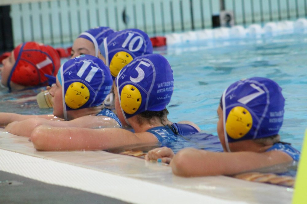 Waitakere Water Polo U14 Girls