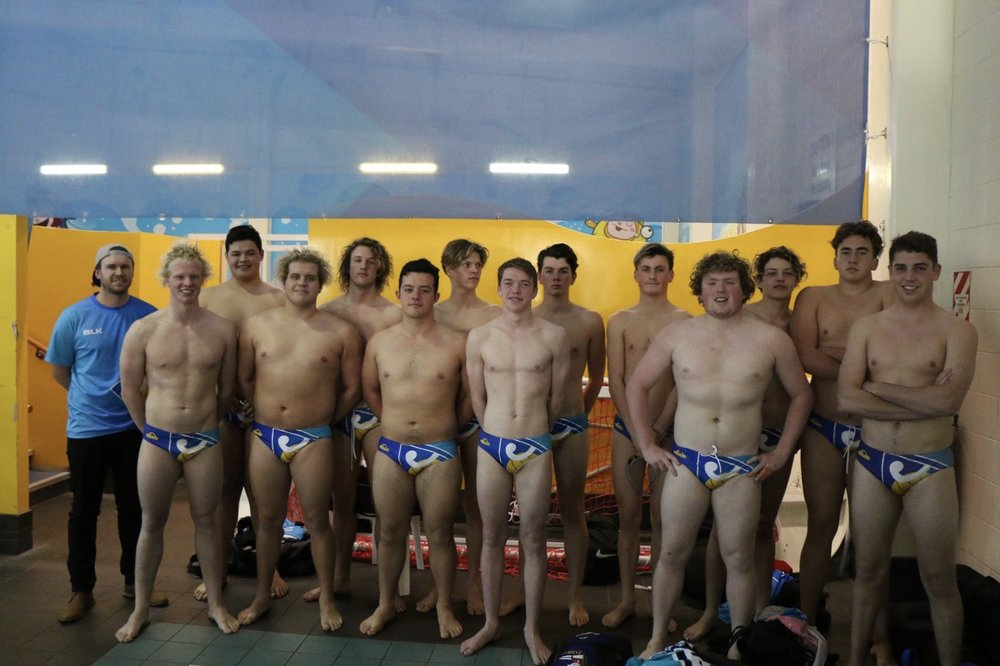Waitakere Water Polo Under 18 Gold Men
