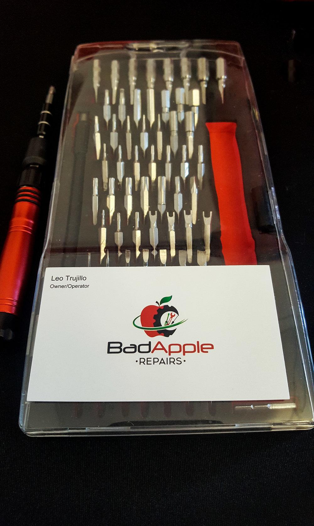 BadApple Repairs Cell Phone Repair Kit