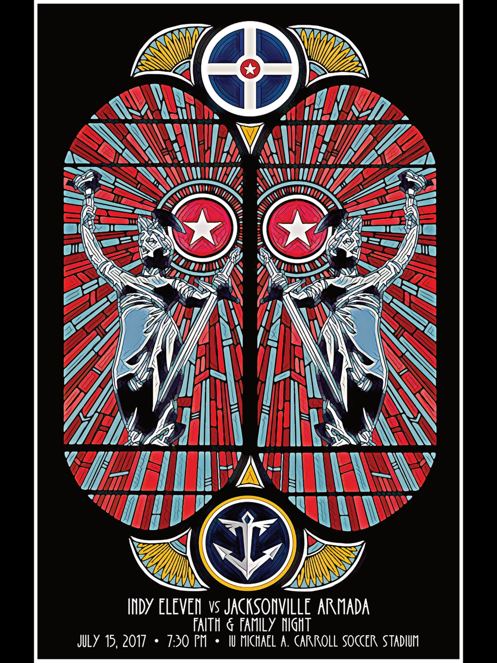 Indy Eleven Game Day Poster.png