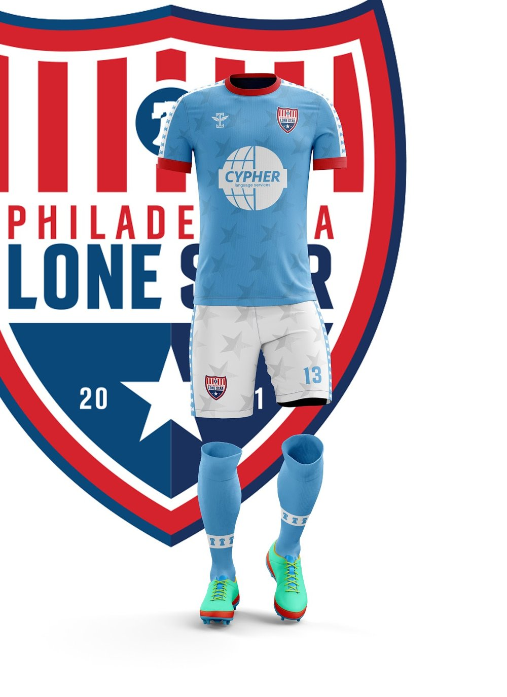 Philadelphia Lone Star Sky Blue Star Kit.jpg