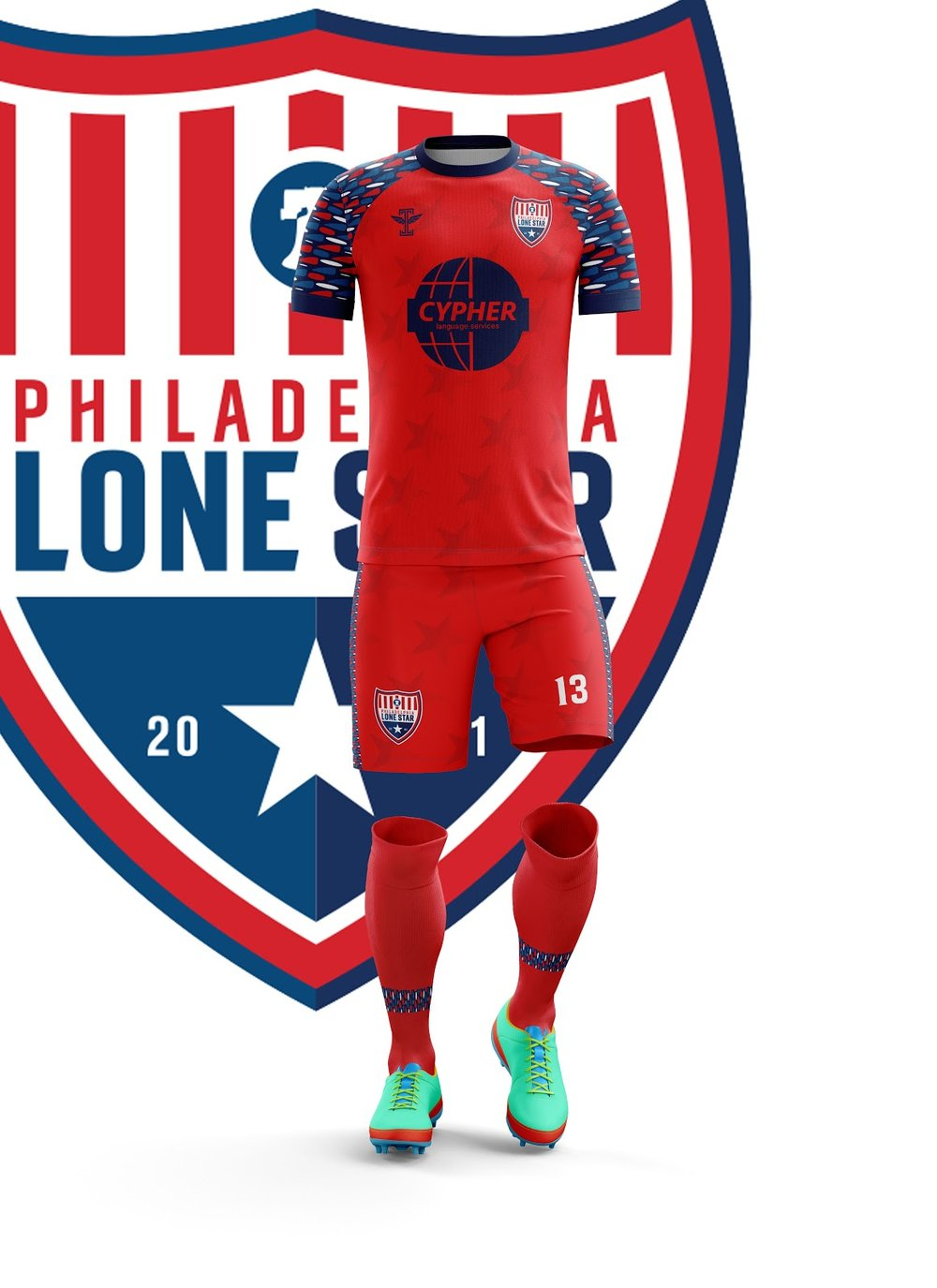 Philadelphia Lone Star African Red Star Kit 2.jpg
