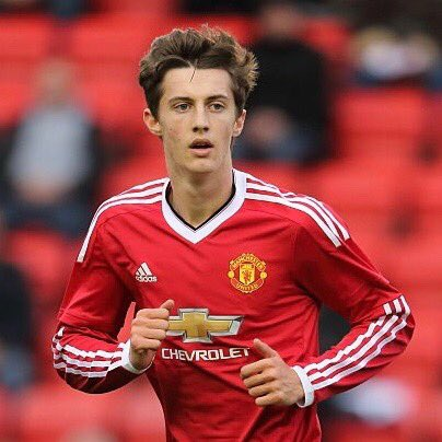 High profile signing Josh Doughty is a product of the Manchester United program. Image courtesy of  FC Arizona .