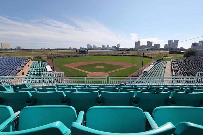 Surf Stadium. Image courtesy of  Press of Atlantic City .