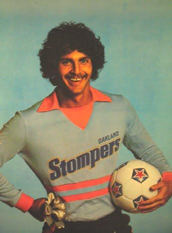 Shep Messing Played in the iconic Oakland Stompers kit of 1978.
