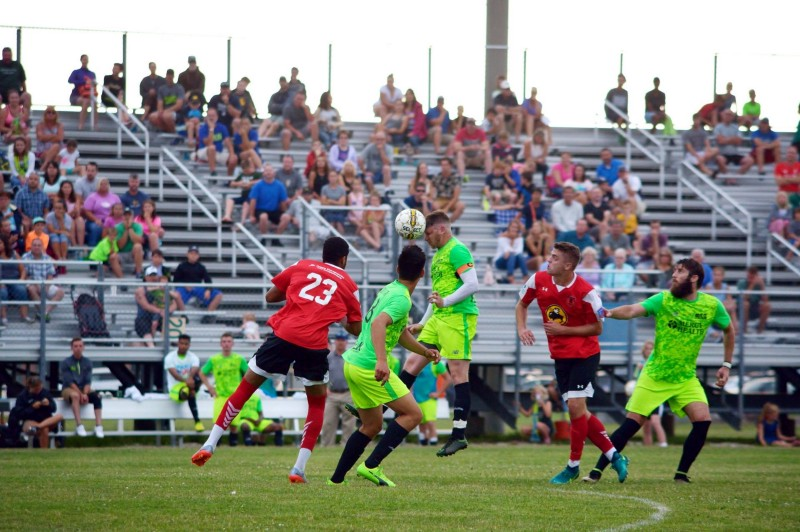 Image courtesy of Muskegon Risers.