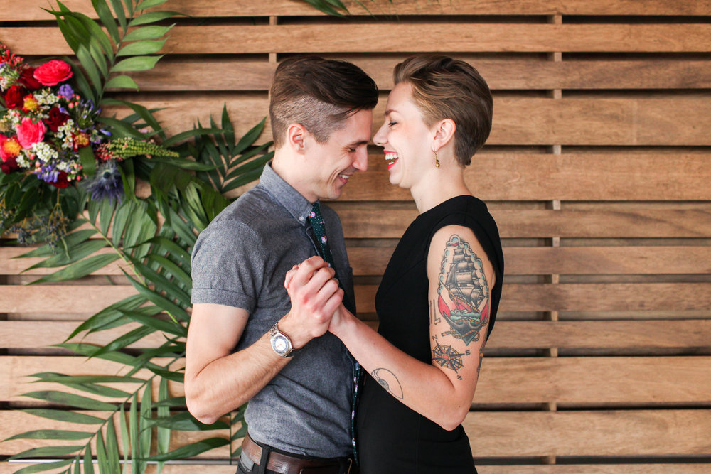 Modern Engagement Inspiration