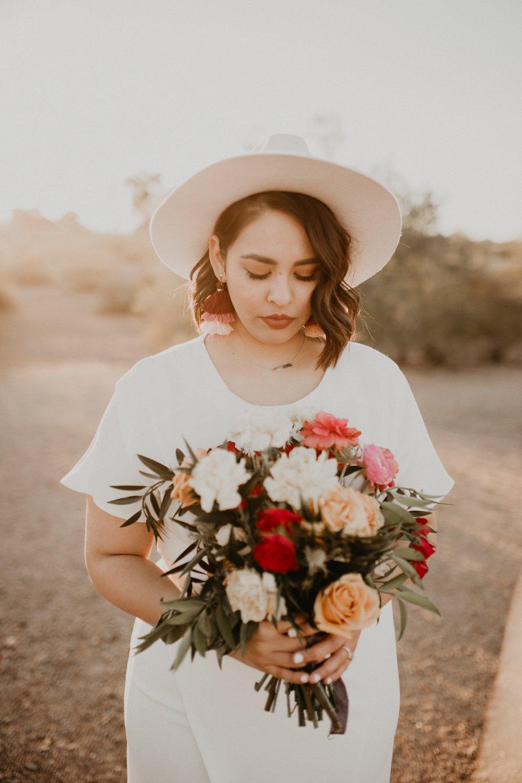 Desert Anniversary Photoshoot