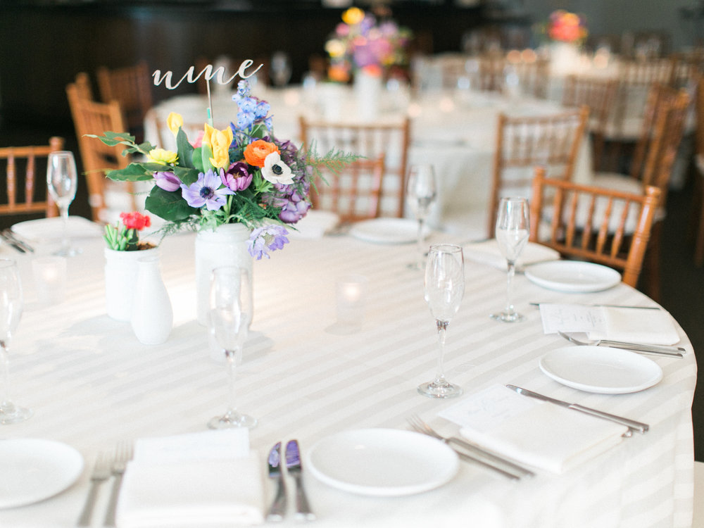 Fiesta Inspired El Chorro Wedding - Reception Table Inspiration