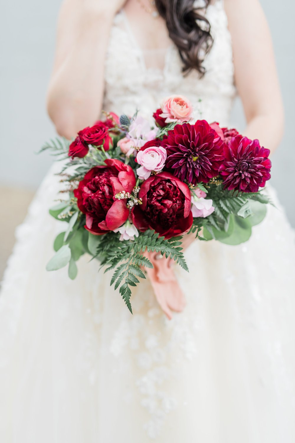 Book Inspired Wedding in Phoenix - Bridal Bouquet