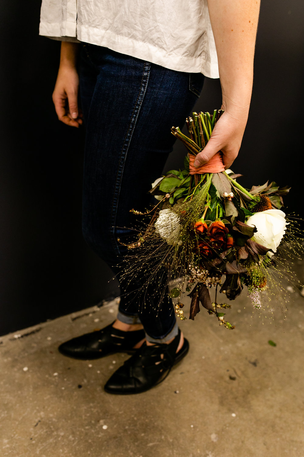 The Stem Shot: Angles to Avoid when Shooting Bouquets