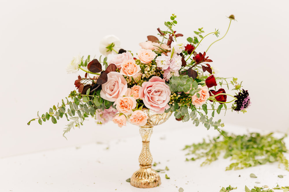 Form Floral - Boutique Florals - Phoenix Arizona - Centerpieces