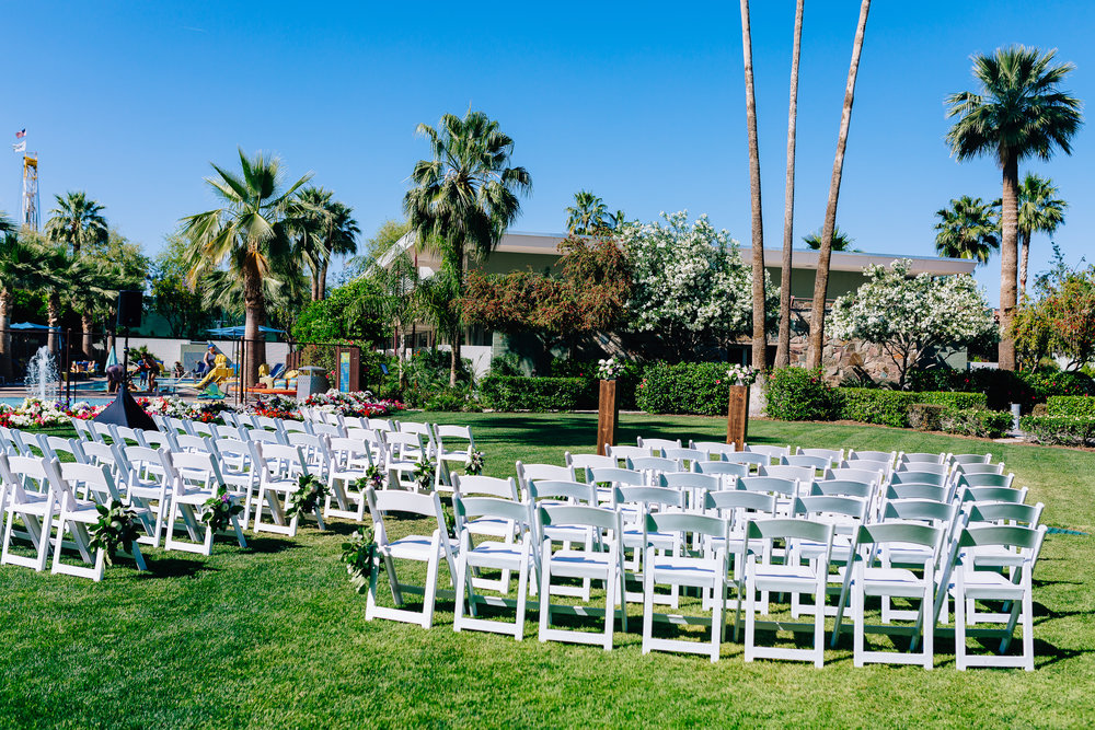 Desert Inspired Spring Wedding at Hotel Valley Ho