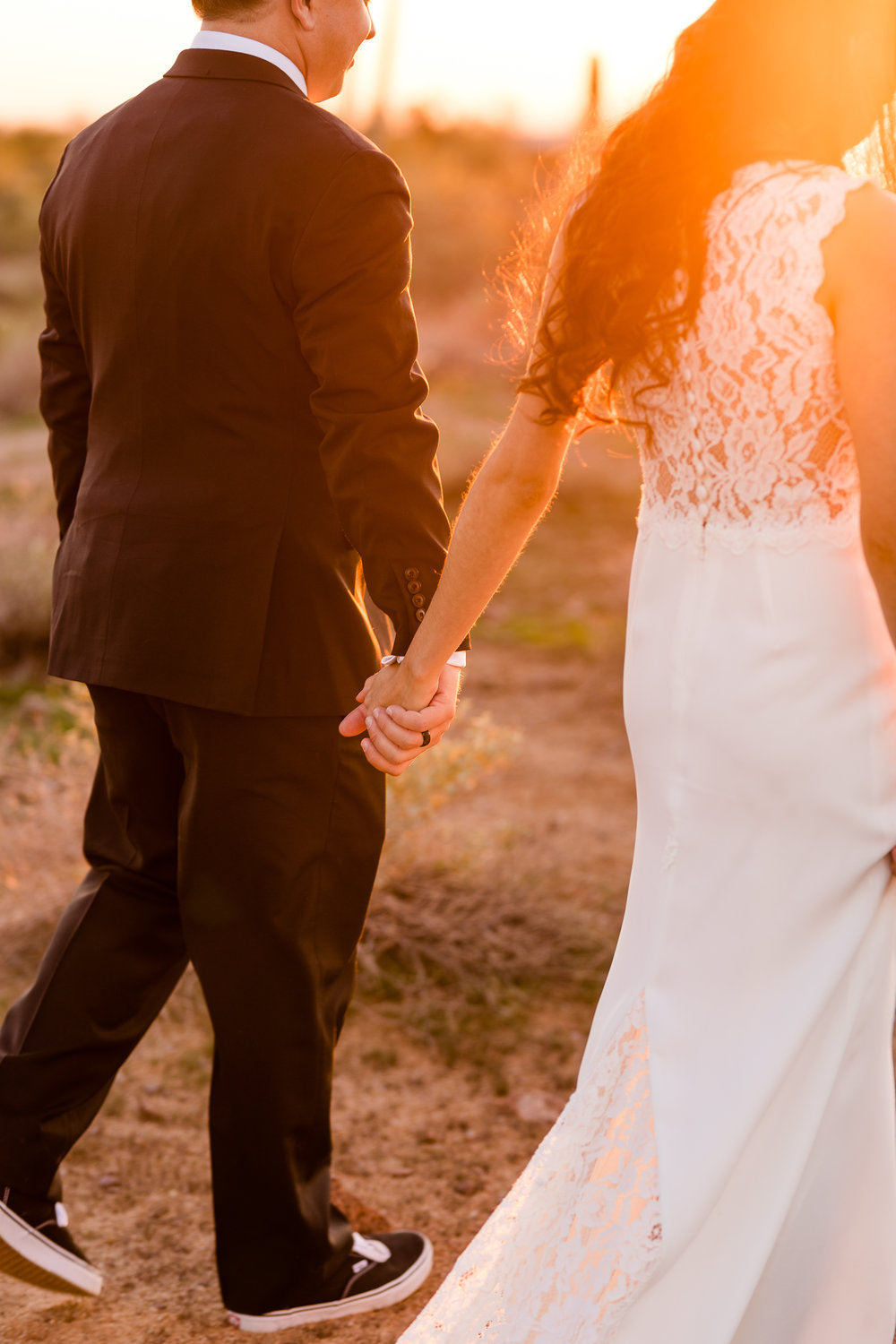 Superstition Mountain Wedding - Outdoor Wedding Inspiration