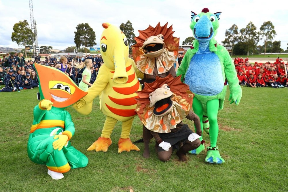 Pacific School Games   Opening Ceremony