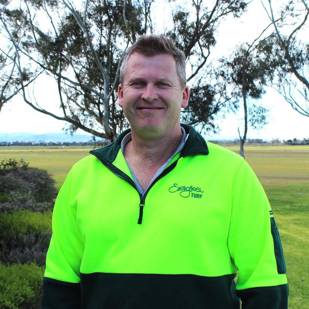 Matthew Buck   Landscaping Manager