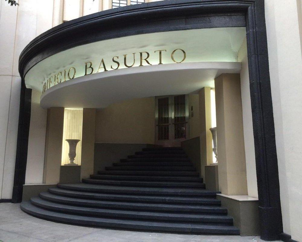 Edificio Basurto.