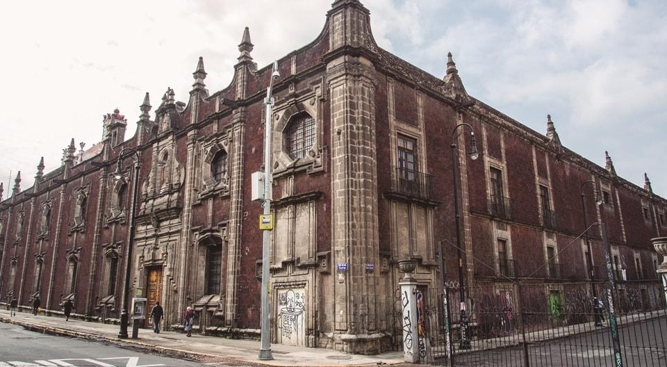 Colegio de San Ignacio de Loyola Vizcaínas.