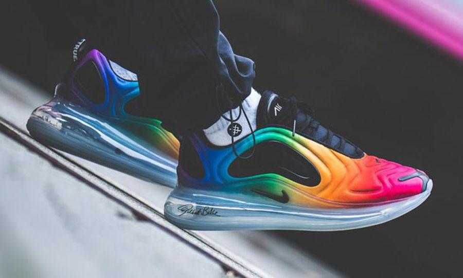 Delgado Conquista repentinamente  Nike se une al movimiento Pride y lanza colorida colección 🌈 — DMX32