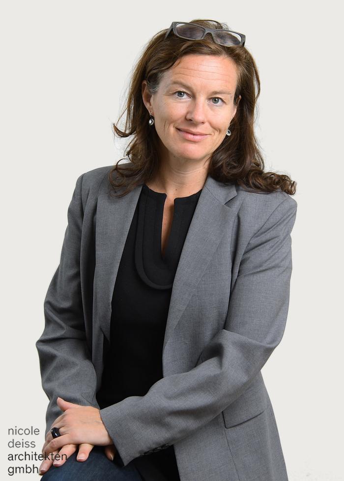 Nicole Deiss - dipl. Architektin ETH BSA SIA