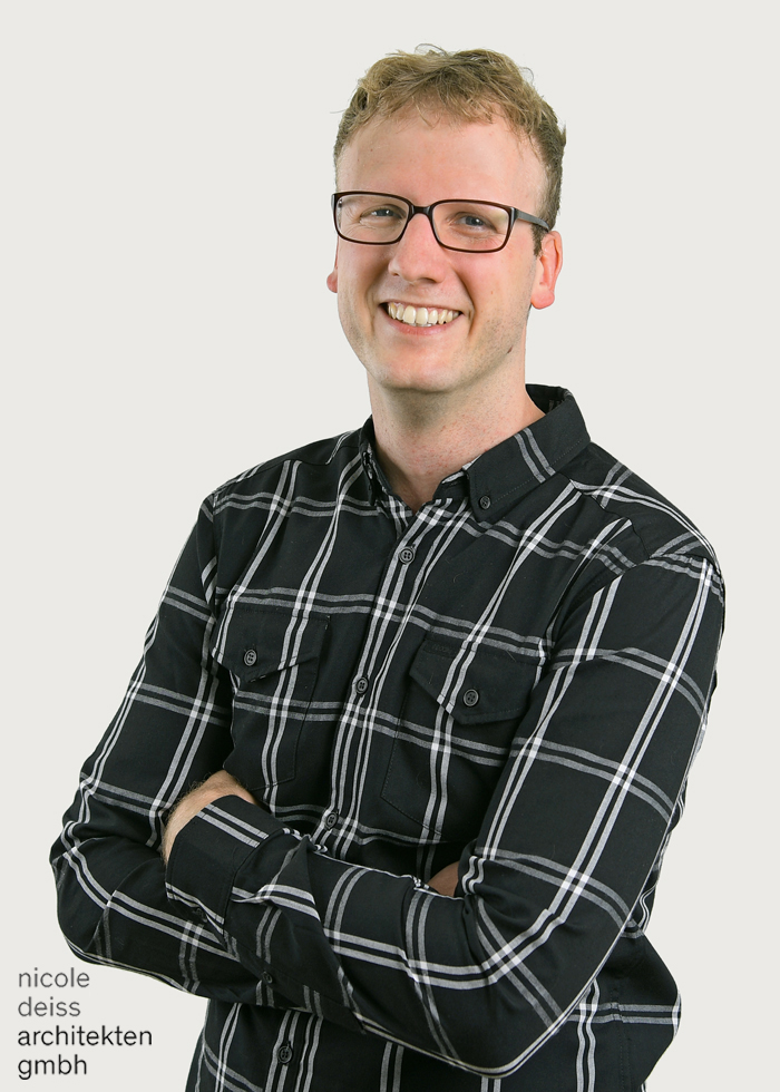Markus Bosshard - Master of Arts in Architektur ZFH