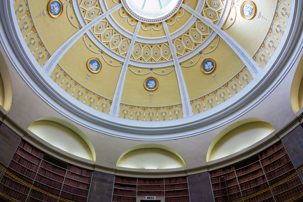 Rotunda, General Register House